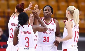 Euroleague γυναικών: Στη Σαλαμάνκα η αποστολή του Ολυμπιακού