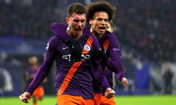 Αρκετά γκολ στα παιχνίδια του Champions League