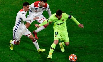 Λιόν - Μπαρτσελόνα 0-0: Ακόμα... χάνουν ευκαιρίες οι «μπλαουγκράνα»! (vid)
