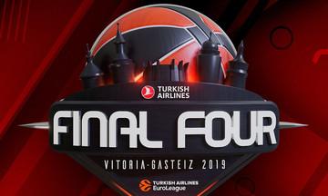 Η Euroleague αποκάλυψε το logo του Final-4 του προσεχούς Μαΐου (pic, vid)