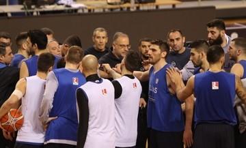 Εκτός δωδεκάδας Λαρεντζάκης-Κατσίβελης - Σκουρτόπουλος: «Όλα πήγαν κατ' ευχήν»