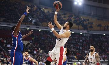 EuroLeague: Κόντρα στην Εφές με στόχο την τετράδα ο Ολυμπιακός