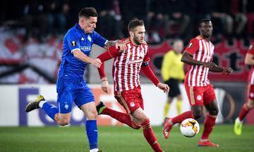 Europa League: Με στόχο την πρόκριση στους «16» ο Ολυμπιακός