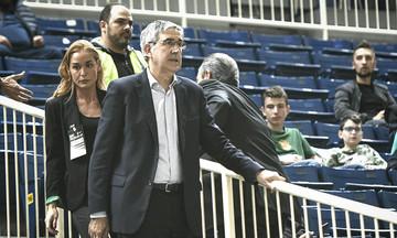 Μπερτομέου: «Εταιρεία η Euroleague, μπορεί μια ομάδα να συμμετέχει, χωρίς να παίζει στη χώρα της»