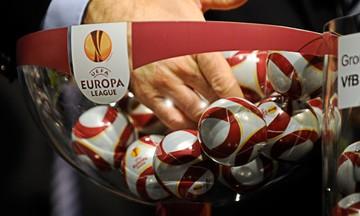 Αύριο στη Νιόν η κλήρωση στους «16» Europa League