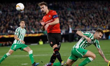 Εuropa League: Η Ρεν απέκλεισε την Μπέτις, πρόκριση για Άρσεναλ (Όλα τα αποτελέσματα)