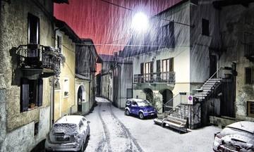Προ των πυλών η κακοκαιρία «Ωκεανίς» -Bροχές, χιόνια και παγωνιά από το βράδυ