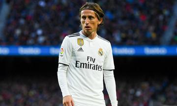 Ρεάλ Μαδρίτης: Νέο συμβόλαιο στον Μόντριτς