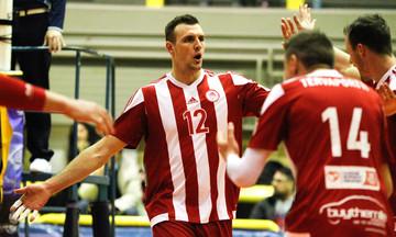 Κύπελλο Βόλεϊ Ανδρών: Με ΠΑΟΚ στο Final-4 της Ιεράπετρας ο Ολυμπιακός!
