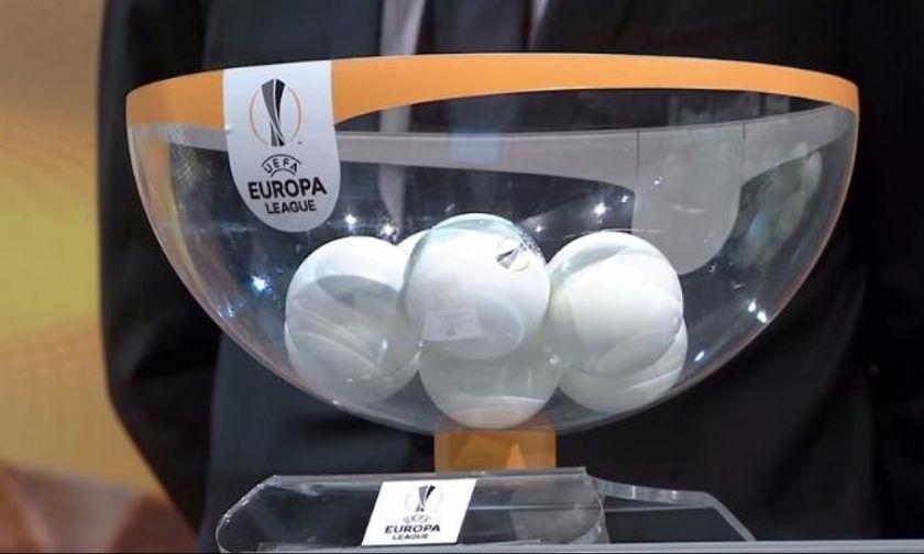 Tα ζευγάρια των «16» του Europa League (pic)
