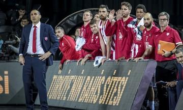 Ολυμπιακός: Ο Μπλατ έδωσε διήμερο ρεπό στην ομάδα