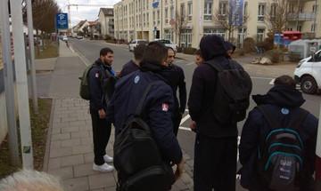 Στη Βαμβέργη η Εθνική μας ομάδα