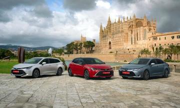 Από 17.100 ευρώ το νέο Toyota Corolla