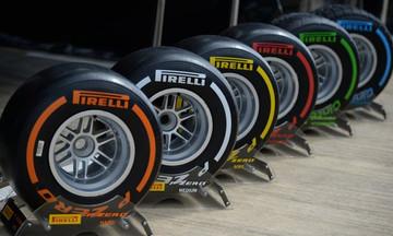 Οι νέες αλλαγές των ελαστικών της Formula 1