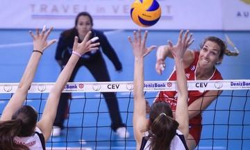 Ολυμπιακός - Μακεδόνες Αξιού 3-0: Διεύρυνε τη νικηφόρα πορεία