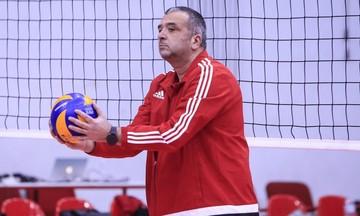 Κοβάτσεβιτς: «Δεν ήμασταν καλοί στην αρχή του πρώτου σετ»