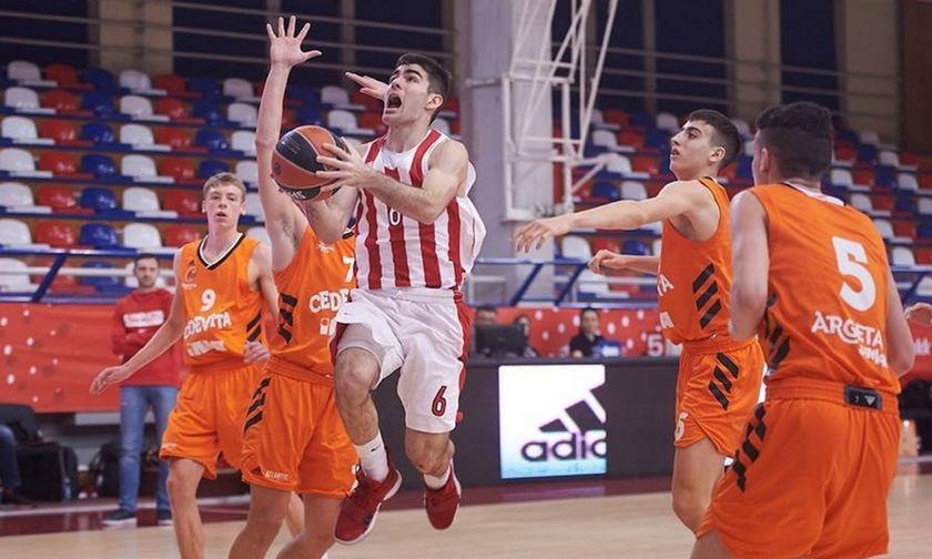 Euroleague Next Generation: Ολυμπιακός - Βενέτσια 87-71