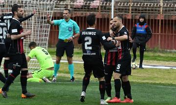 Football League: Πολύτιμη νίκη για Παναχαϊκή, 1-0 τον Απόλλωνα Λάρισας