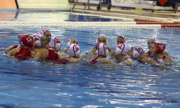 Ο Ολυμπιακός «έπνιξε» (16-7) τη Σαντ Αντρέου και πάει final 4!