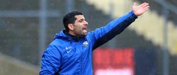 Ο Γραμμόζης νέος προπονητής στη Ντάρμσταντ