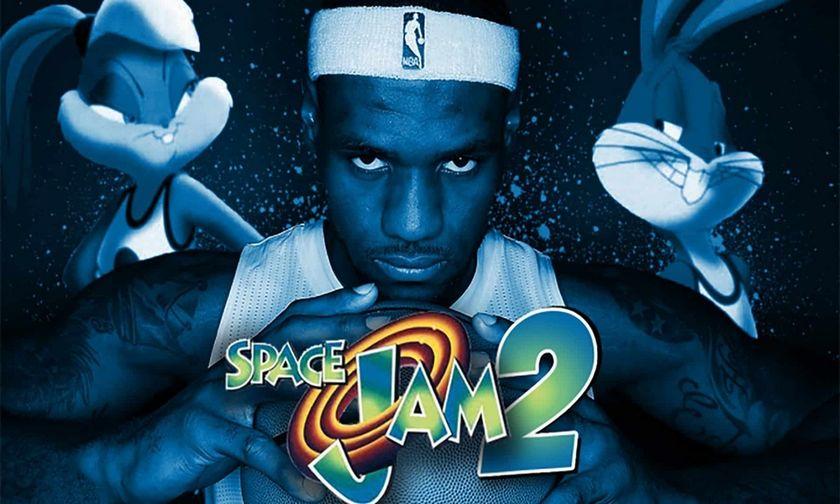 Space Jam 2: Έρχεται τον Ιούλιο του 2021 με τον ΛεΜπρόν Τζέιμς