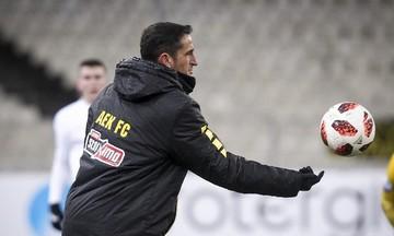 AEK: Με τέτοια εμφάνιση θα μπλέξει κόντρα στον Ατρόμητο…