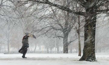 Καιρός: Χιόνια, καταιγίδες, παγωνιά και πολλά μποφόρ σήμερα Κυριακή