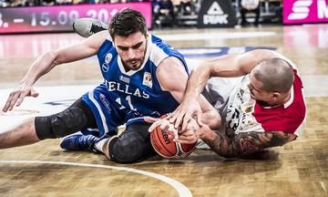 Γερμανία - Ελλάδα 63-69: Η Εθνική προκρίθηκε ως πρώτη στο Μουντομπάσκετ (vid)