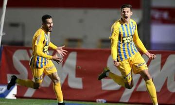 Νίκη πρωτιάς για ΑΠΟΕΛ, 2-1 τον Απόλλωνα Λεμεσού