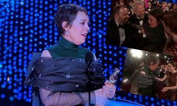 Οσκαρ 2019: Οσκαρ Α' Γυναικείου Ρόλου στην Ολίβια Κόλμαν του Λάνθιμου! Καλύτερη ταινία το Green Book