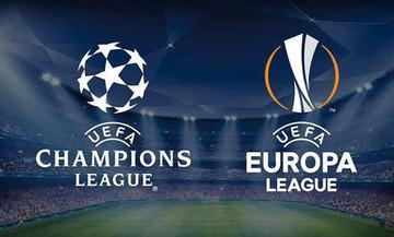 Πως θα παίξουν οι ελληνικές ομάδες στην Ευρώπη τη νέα σεζόν