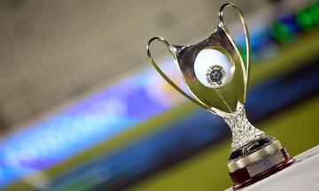 Οι ρεβάνς των προημιτελικών του Κυπέλλου Ελλάδας (αποτελέσματα)