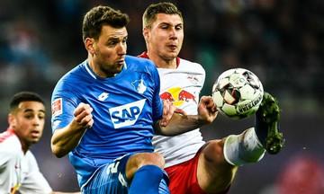 Bundesliga: Πήρε τον βαθμό της ισοπαλίας η Λειψία από την Χόφενχαϊμ (αποτελέσματα, βαθμολογία)