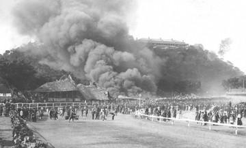 Η κατάρρευση κερκίδας στο Χονγκ Κονγκ που στοίχισε τη ζωή σε 600 άτομα