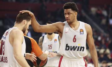 Ολυμπιακός: Ο Τουπάν παίρνει τη θέση του Στρέλνιεκς στην Basket League
