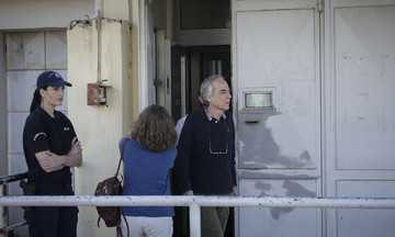 Οριστικό «όχι» στον Δημήτρη Κουφοντίνα για νέα άδεια από τη φυλακή