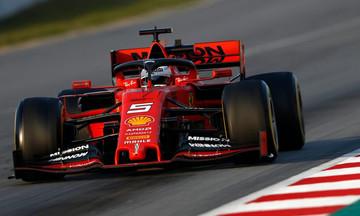 Ferrari: Σε μηχανικό πρόβλημα οφείλεται το ατύχημα του Φέτελ (vid)