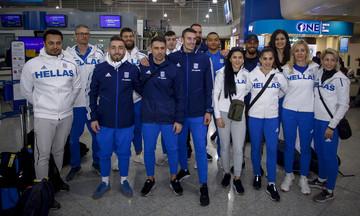 Το πρόγραμμα των Ελλήνων αθλητών στο ευρωπαϊκό πρωτάθλημα Στίβου
