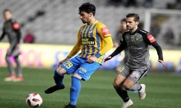 Κύπελλο Κύπρου: Ανοιχτή η πρόκριση στο ΑΠΟΕΛ- ΑΕΚ (1-1)