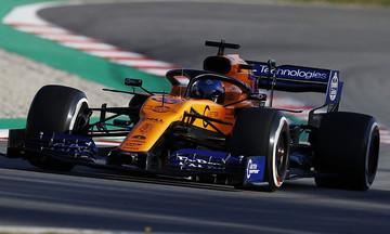 Πρωτιά Σάινθ και McLaren