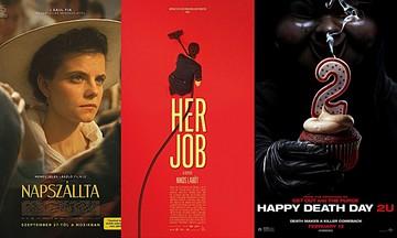 Νέες ταινίες: Δύση Ηλίου, Η Δουλειά της, Γενέθλια Θανάτου 2