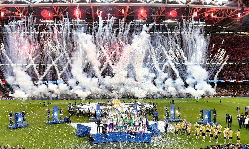 Οι τελικοί του Champions League και του Europa League ζωντανά στην ΕΡΤ