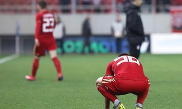 Η κριτική των παικτών: Ο Φορτούνης λύγισε από το άγχος