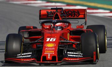 Κορυφή για την Ferrari με τον Λεκλέρκ