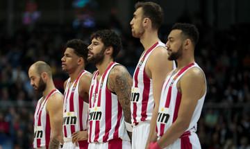 EuroLeague: Ο Ολυμπιακός ψάχνει το restart