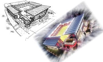 Το νέο γήπεδο της Νότιγχαμ έχει κάτι από Καραϊσκάκη - Ο χώρος που είναι ίδιος (pics)