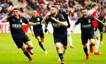 Κύπελλο Ολλανδίας: Στον τελικό η Βίλεμ του Βρουσάι με Άγιαξ!