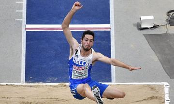 Ευρωπαϊκό Πρωτάθλημα Γλασκώβης: Στον τελικό του άλματος εις μήκος ο Τεντόγλου