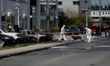 Δείτε βίντεο και φωτογραφίες από τον χώρο της έκρηξης στη Γλυφάδα