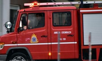 Νεκρός πυροσβέστης στη Θεσσαλονίκη